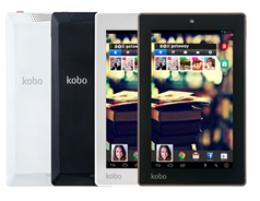 Android™ タブレット「Kobo Arc 7HD」